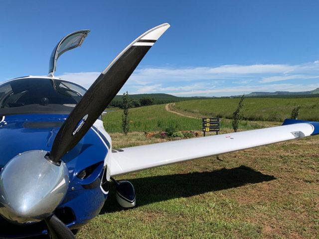 Far Away Place - Airfield & Pilots