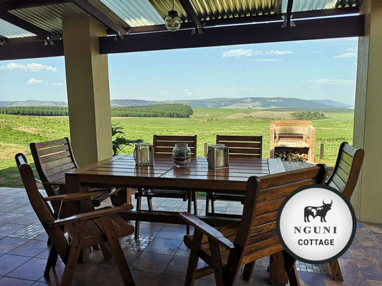 Far Away Place - Nguni Cottage - Midlands Meander KZN